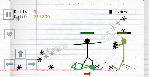 Stickman Physics Battle Arena  screenshots 13