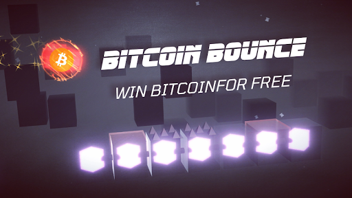 Bitcoin Bounce ⚡ Earn and Win REAL Bitcoin 1.0.38 screenshots 1