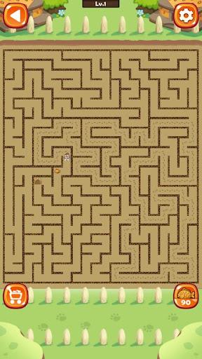 maze cat - rookie screenshot 2