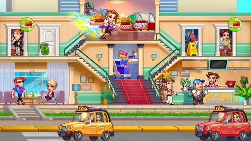 Hotel Frenzy: Design Grand Hotel Empire apkpoly screenshots 3