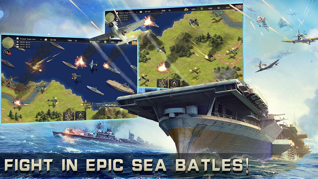 World War 2: Strategy Games WW2 Sandbox Simulator  poster 5