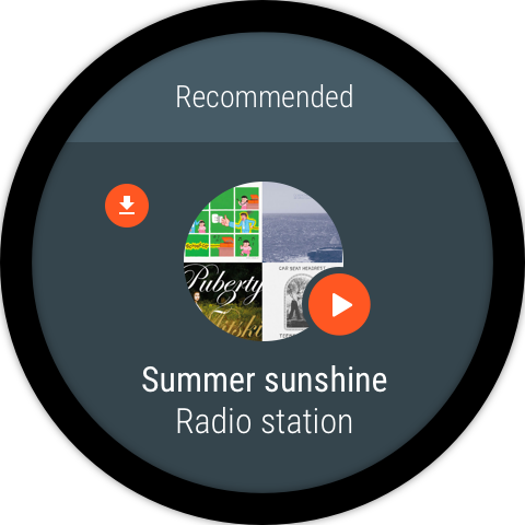 Google Play Music screenshot 7