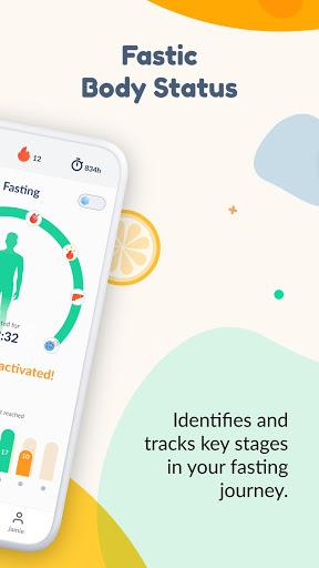 Fastic: Fasting App & Intermittent Fasting Tracker  screenshots 2