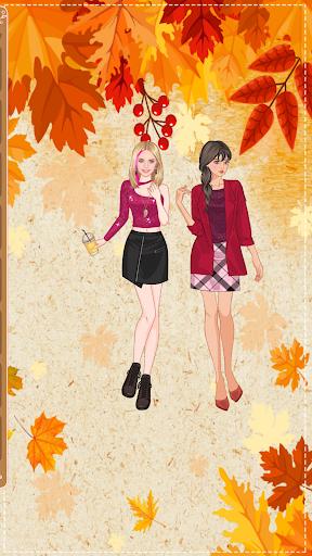 Autumn fashion game for girls 7.2 screenshots 4