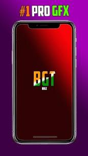 GFX Tool Pro for BGMI & PUBG – BGT MAX 90 FPS 1