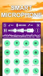 Voice changer sound effects (MOD, Pro) v1.3.7 5