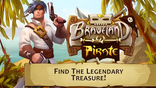 Braveland Pirate 1.2 Apk + Mod + Data 1