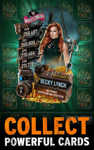 WWE SuperCard u2013 Multiplayer Card Battle Game filehippodl screenshot 9