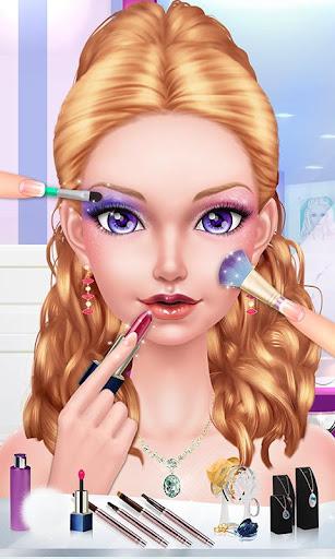 Prom Queen Hair Stylist Salon 1.7 Screenshots 2