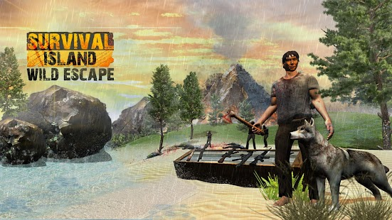 Survival Island Adventure New Survival Games Screenshot