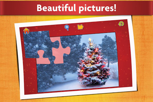 Christmas Jigsaw Puzzles Game - Kids & Adults ud83cudf84 screenshots 5