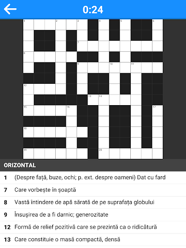 Integrame - Jocuri de cuvinte gratis  screenshots 9