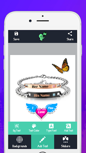 Name On Necklace - Name Art 3.0.1 Screenshots 2