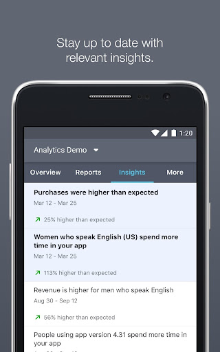 Facebook Analytics 32.0.0.1.87 Screenshots 3