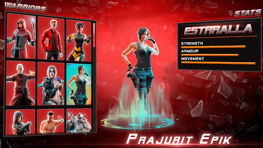 Code Triche kung fu karaté box jeux de bagarre: jeux de combat apk mod screenshots 6