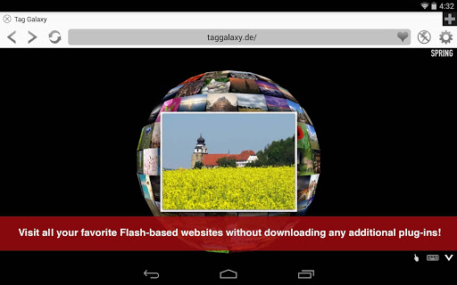 Photon Flash Player & Browser 5.9 screenshots {n} 1