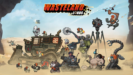 Wasteland Lords 1.1.7 screenshots 1