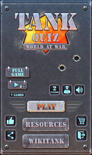 Tank Quiz - Guess the battle tanks apkmartins screenshots 1