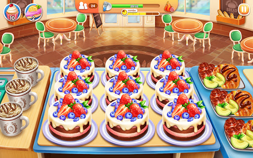 My Cooking - Restaurant Food Cooking Games modavailable screenshots 19
