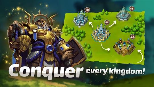 Million Lords: Kingdom Conquest – Strategy War MMO 3.2.1 Apk 2