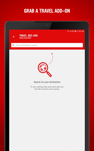 Virgin Mobile My Account 7.4.0 screenshots 9