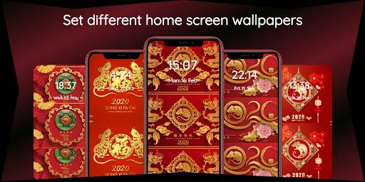 chinese new year 2020 wallpaper hd 🐁🎊🐀 screenshot 1