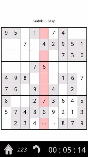 Sudoku screenshots 2