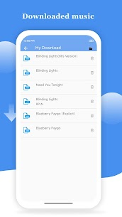 Music Downloader Pro APK 1.1.0 Download For Android 5