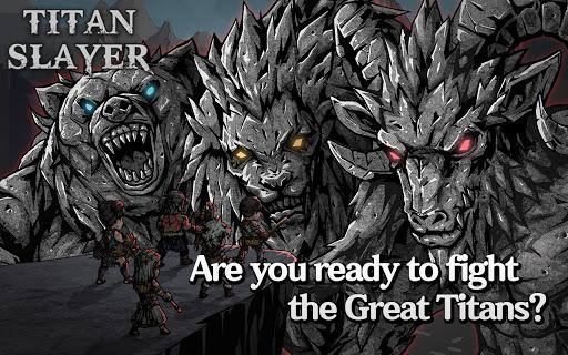 Titan Slayer: Roguelike Strategy Card Game apktram screenshots 12