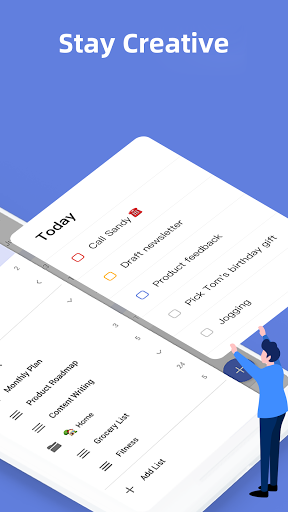 TickTick: ToDo List Planner, Reminder & Calendar 5.9.0.2 screenshots 2