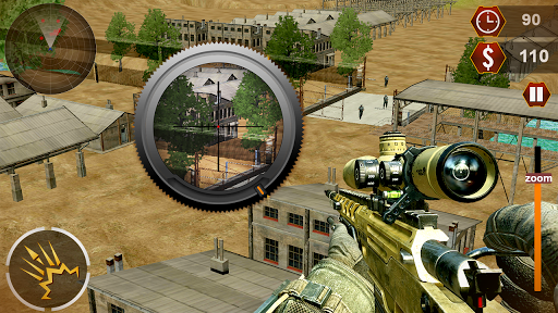 Border Army Sniper: Real army free new games 2021 1.2.1 screenshots 2