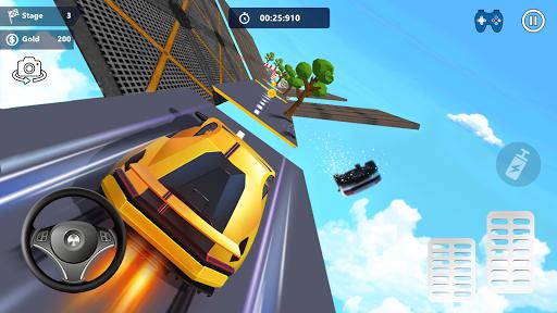 Car Stunts 3D Free - Extreme City GT Racing screenshots 2