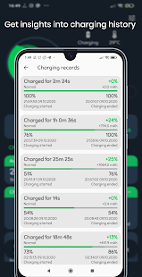 Battery Guru - Battery Monitor - Battery Saver Screenshot