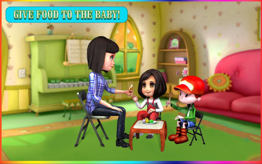 Busy Virtual Mother Simulator 2021 ud83dudc69 android2mod screenshots 1