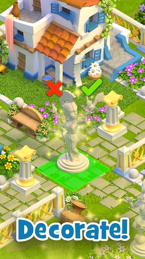 Land of Legends: Building games. Build your city apktram screenshots 5