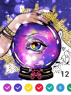 Magic Paint - Color by number & Pixel Art 0.9.24 Screenshots 12
