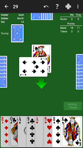 29 Card Game by NeuralPlay  screenshots 1