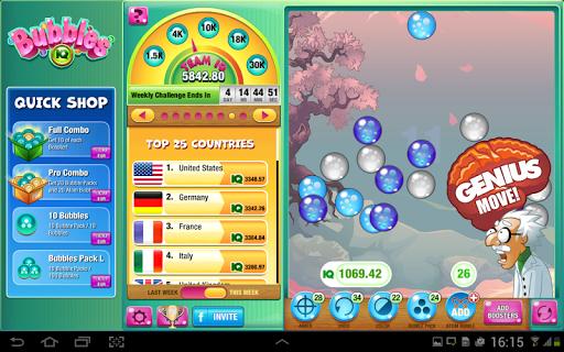 Bubbles IQ  screenshots 11