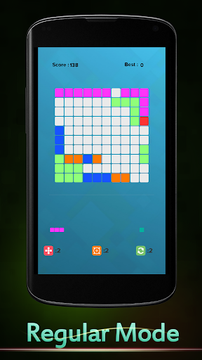 block puzzle classic game screenshot 2