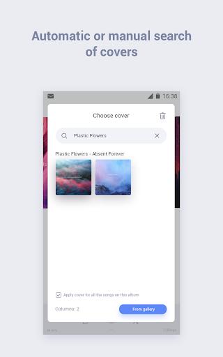 Stellio - Music and mp3 Player 6.2.11 Screenshots 4