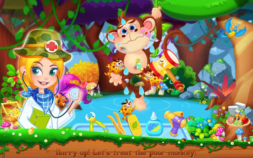Jungle Doctor  screenshots 2