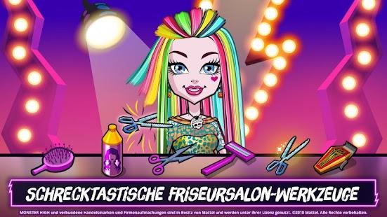 Monster High™ Schönheitssalon Screenshot