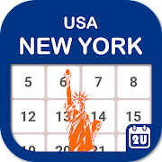 New York Calendar - Holiday & Note (Calendar 2021)