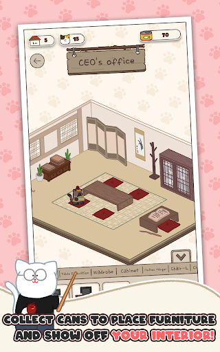 Cat Inc.: Idle Company Tycoon Simulation Game 1.0.21 screenshots 21
