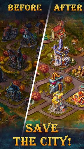 Machinartist - Free Match 3 Puzzle Games  screenshots 3