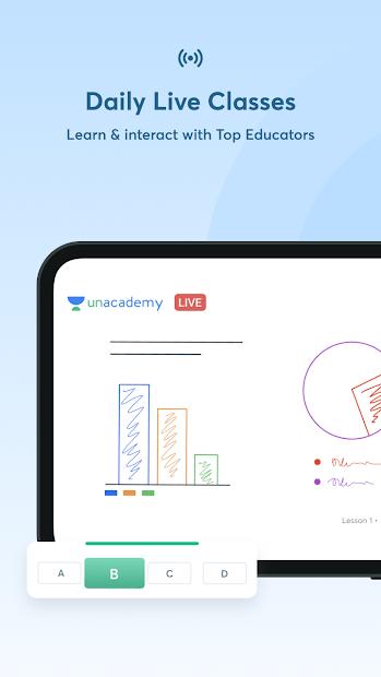 Unacademy Learning App screenshot 1
