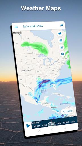 Weather Forecast 14 days - Meteored News & Radar  Screenshots 1