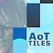 Piano AoT Sasageyo Anime Tiles