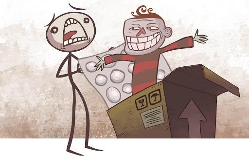 Troll Face Quest: Unlucky screenshots 18