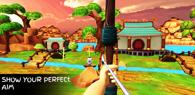Archery hero –  Master of Arrows Archery 3D Game For Android 7